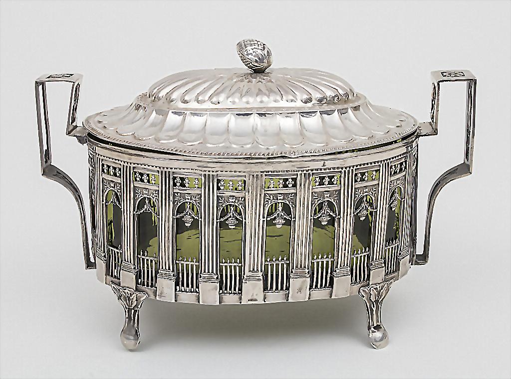 Zuckerdose / Sucrier / A sugar bowl, Pierre-Medard Mothet, Paris, 1786
